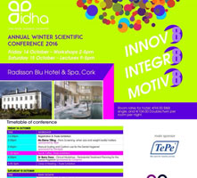 Annual Winter Scientific Conference 2016